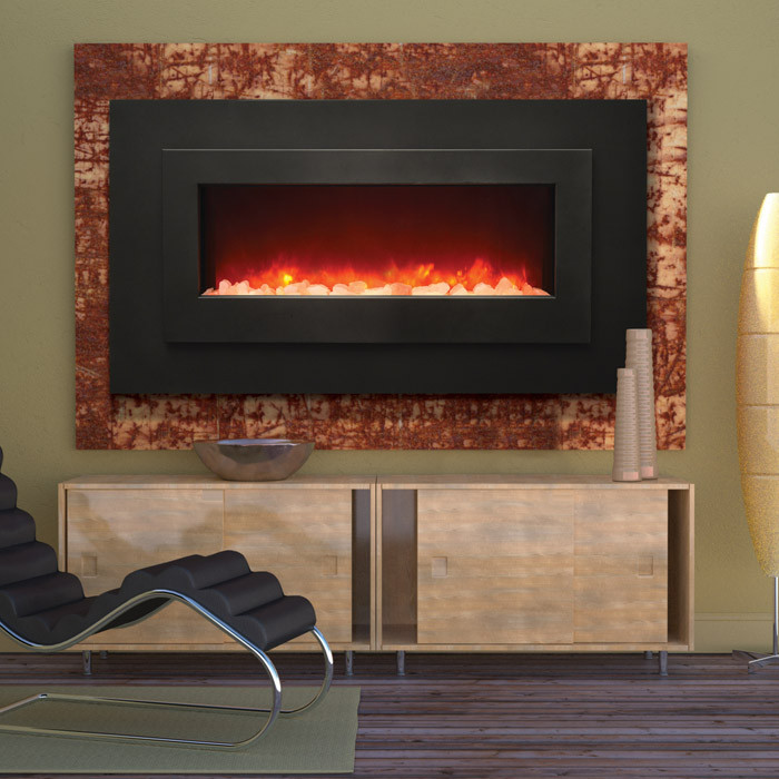 ... Electric Fireplace. Image 1