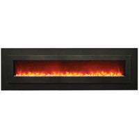 Sierra Flame WM-FML-85 – Linear Electric Fireplace