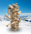 Jenga Giant - Take it Anywhere!