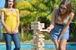 Jenga® GIANT™ Premium Hardwood Game Playing