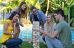 Jenga® GIANT™ Premium Hardwood Game Outdoors