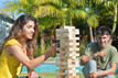 Jenga® GIANT™ Premium Hardwood Playing