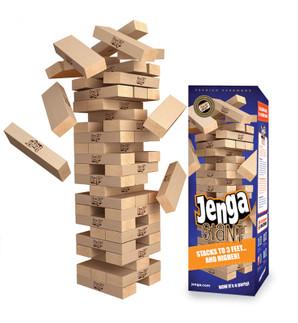 Jenga® GIANT™ Premium Hardwood Game