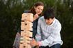 Jenga® GIANT™ Family Edition Hardwood Game Move