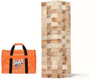 Jenga® GIANT™ JS7 Hardwood Game