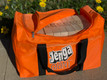 Jenga® GIANT™ Carry Bag with Jenga® GIANT™ JS7 Hardwood Game