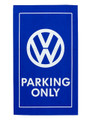 VW Parking Only Campervan Tea Towel