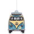 VW Campervan Air Freshener - Turquoise Pina Colada