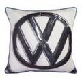 Volkswagen VW Roundel Logo Campervan Cushion