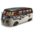 VW Harley Davidson Samba Diecast Campervan
