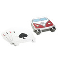Volkswagen Campervan Playing Cards
