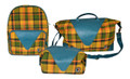 Westfalia Late Bay T2 Volkswagen Bag Gift Set