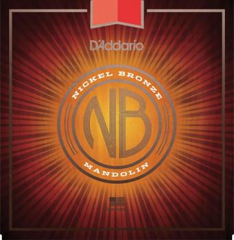 Daddario nickel bronze mandolin strings