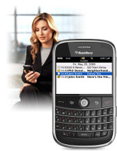 Make your smartphone smarter and run your business better with BlackBerry hosting.