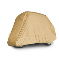 "Madjax Golf Cart Cover (Large) - Fits 4 Passenger with 54"" Canopy"