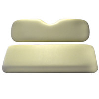 Madjax Rear Seat Cushion Set (IVORY Color) - Fits Genesis 150/250/300 Rear Seats