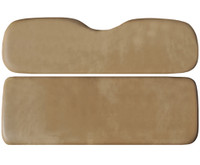 Madjax Rear Seat Cushion Set (TAN Color) - Will match EZ-GO TXT and Yamaha G-22