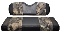 Madjax WAVE Black/Camo Front Seat Cover