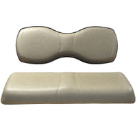 Madjax Sandstone Deluxe Rear Seat Cushion Set - Fits Genesis 250/300 Rear Seats