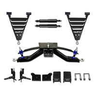 "Madjax 6"" Heavy Duty A-Arm Lift Kit - Fits EZ-GO RXV (2008-Up)"