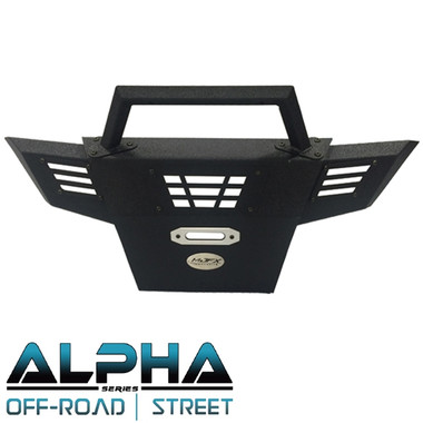 Madjax MJFX Armor Bumper for ALPHA Body Kit - Fits Club Car Precedent (2004-Up)