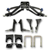 "Madjax 6"" A-Arm Lift Kit Club for Club Car Precedent"
