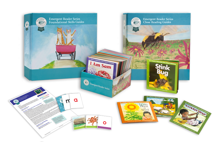 Classroom Set of Emergent Readers with Teaching Materials