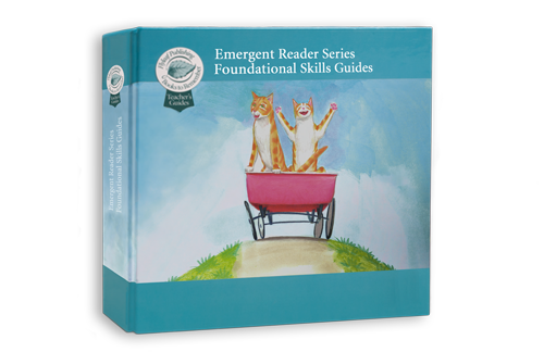 Foundational Skills Teacher's Guides for the Emergent Reader Series