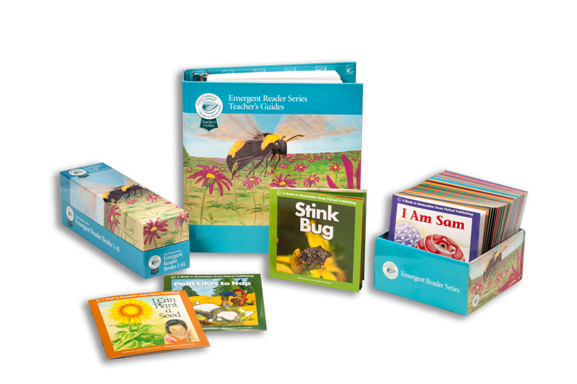 Emergent Reader Classroom Set with Decodable Books