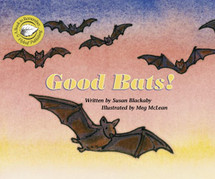 Good Bats book cover