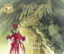 Pearl Learns a Lesson front cover