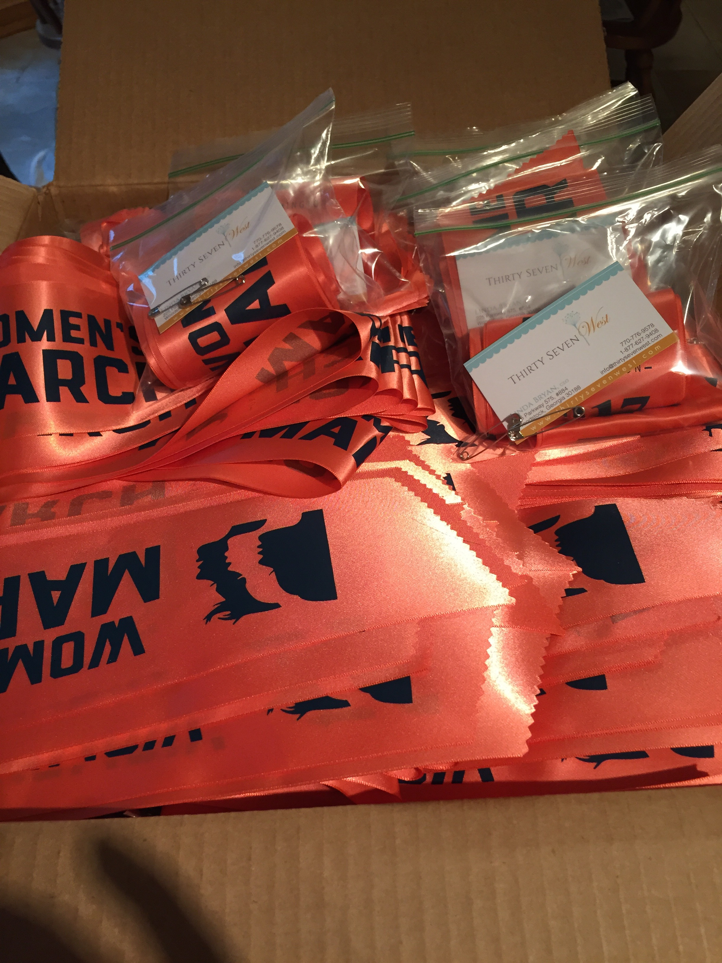 women-s-march-on-washington-2017-sashes-from-the-sash-supplier-of-salmon-colored-sashes-thirtysevenwest.com.jpg