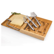 Soirée Folding Cheese Board and Tools Set