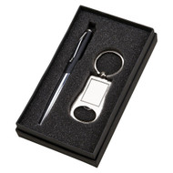 Pen and Bottle Opener Key Chain Gift Set