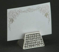 Personalized Set of 4 All That Glitters Place Cards Holders
