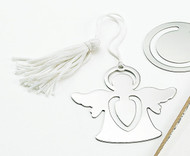 "Personalized 2.5"" Standing Angel Bookmark"