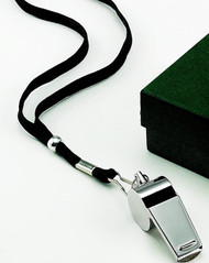 Personalized Stainless Steel Coach Whistle