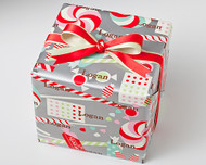 Christmas Candy Gift Wrap