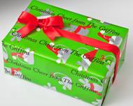 Christmas Mice Gift Wrap