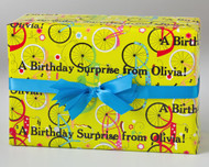 Bicycles Gift Wrap