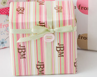 Watermelon Stripes Gift Wrap