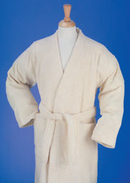100% Organic Cotton Robe