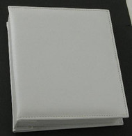 White Photo Album