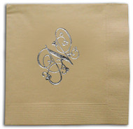 3ply 100% Recycled Beverage Napkin