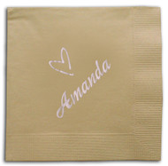 3ply 100% Recycled Luncheon Napkin