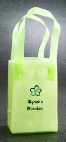 Custom Frosted Mini Bags