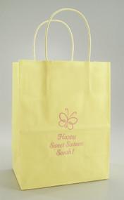 Custom Paper Cub Bags