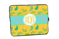 Spring Paisley Paisley iPad and Laptop Cases