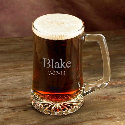 Personalized 25 oz. Sports Mug