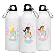 Bridesmaid Water Bottles